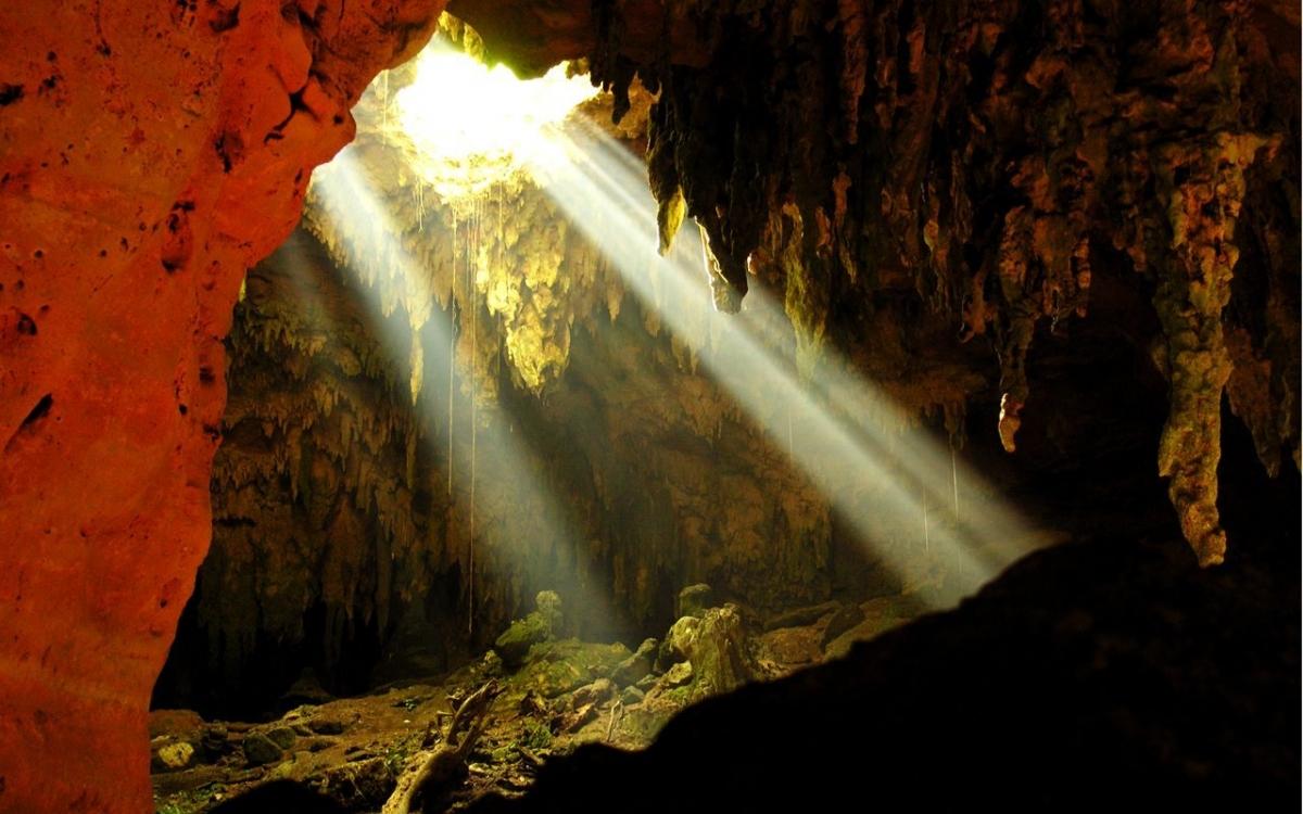 grutas de loltun oxkutzcab merida yucatan mexico3